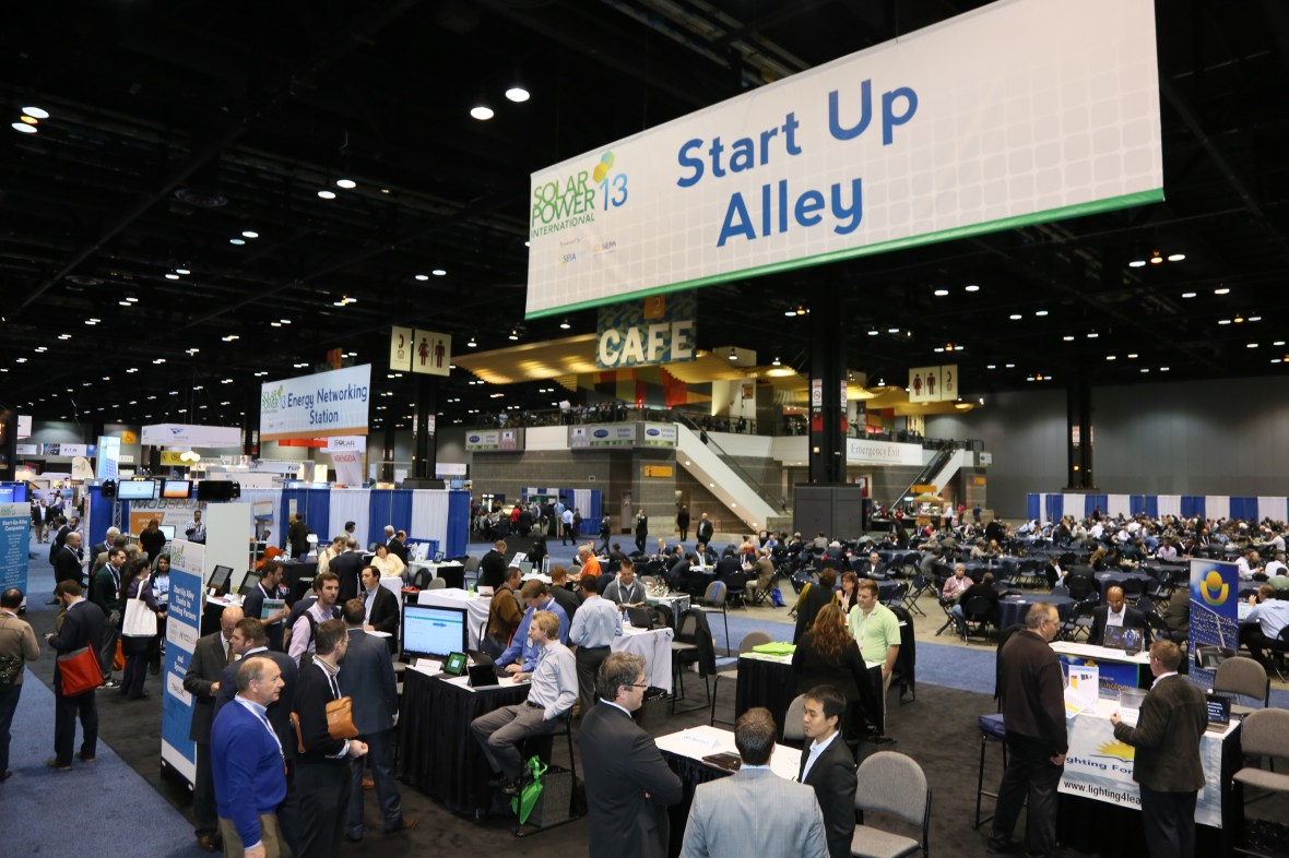 SPI Start Up Alley is a competetive and highly selective program in which finalists are awarded a free booth space. CadmiumCD's Abstract Scorecard was used to select the winners.