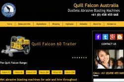 Cadogan and Hall | Quill Falcon Australia Website