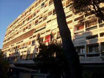 Extérieur 3 - La Cité radieuse - Le Corbusier Marseille