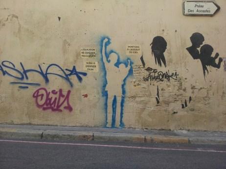 Préau des Accoules - Le Panier - Marseille 2e