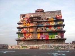 5 étages de couleurs aux magasins généraux - 17/04/2013