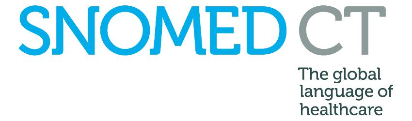 Logotipo del estándar SNOMED CT