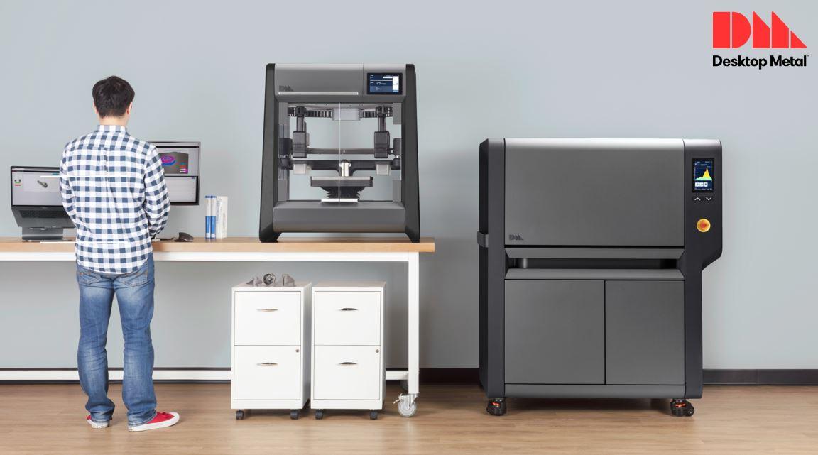 decouvrez la premiere solution professionnelle integrale d impression 3d metal de bureau