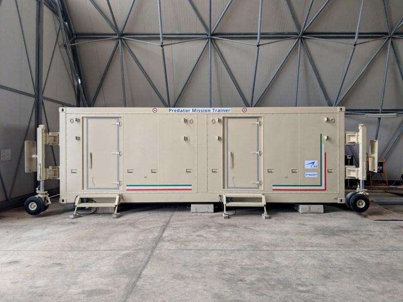 CAE Predator Mission Trainer (PMT)