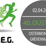 10 km Starterliste für Osterlauf nun online