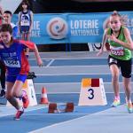 Meeting Regio 2 und 3000 m Meisterschaften in der Coque