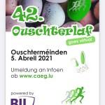 Veranstaltungsfoto (Facebook) – virtueller Osterlauf – CAEG