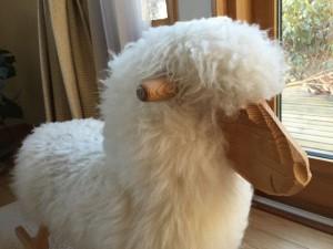 本格的な祈り・羊さん