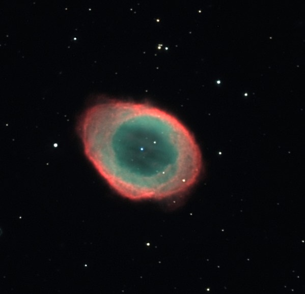 Best of AOP: M57- The Ring Nebula