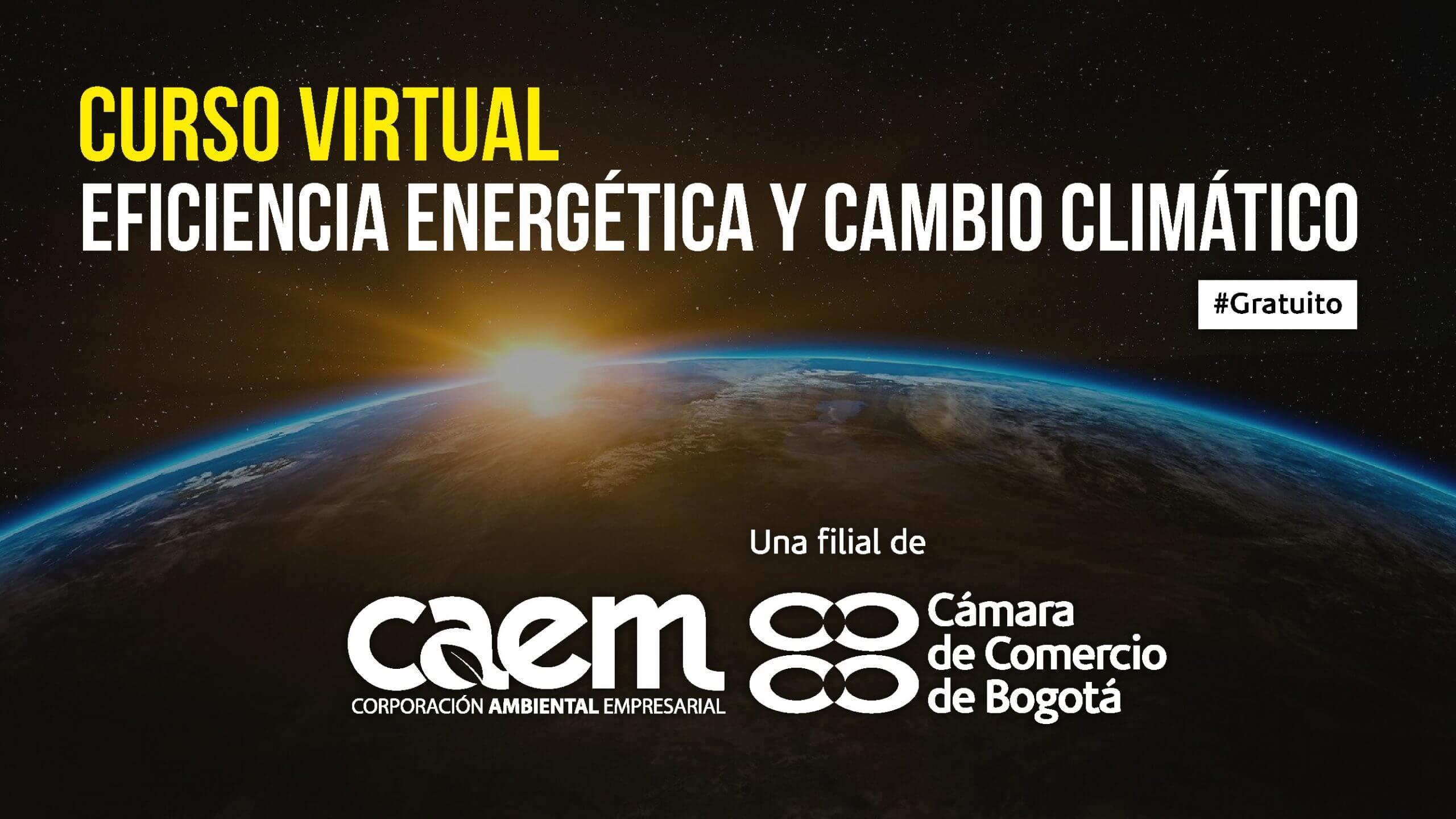 Curso_Cambio Climático y Eficiencia Energética.