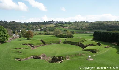 Anfiteatro de Caerleon