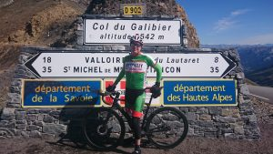 Caerphilly Cycling Club Alps
