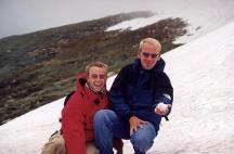 Mount Kosciuszko, Australië