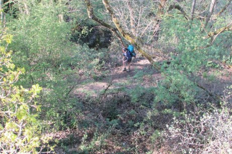 Escapardenne Lee Trail Luxembourg