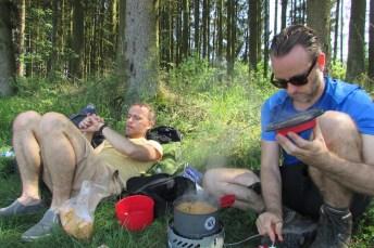 Primus power stove