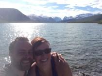 Kungsleden lake