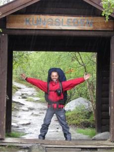 Start Kungsleden