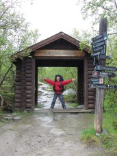 Hiking Abisko