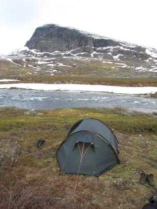 Hillebert tent
