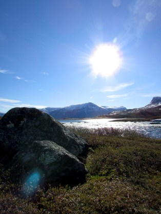 Sweden sun