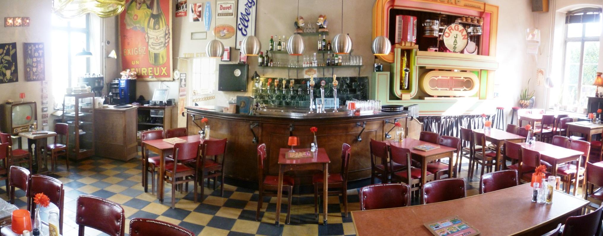 Cafe Modern Teuven
