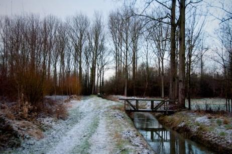 GR 128 Vlaanderenroute Haacht