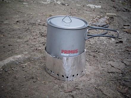 Primus titanium