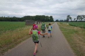 Hiking Advisor Familieweekend 1234