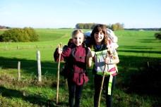 hiking kinderen