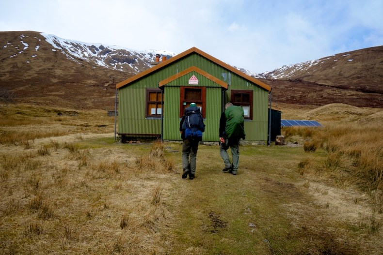 Glen Affric youth Hostel