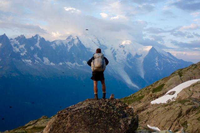 GR 5 Alpen