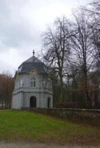 Lustpaviljoen Echternach