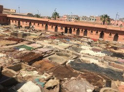 Leerlooierij Marrakesh