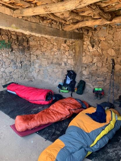wildkamperen Marokko