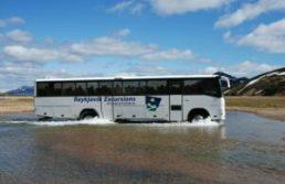 Bus Landmannalaugar
