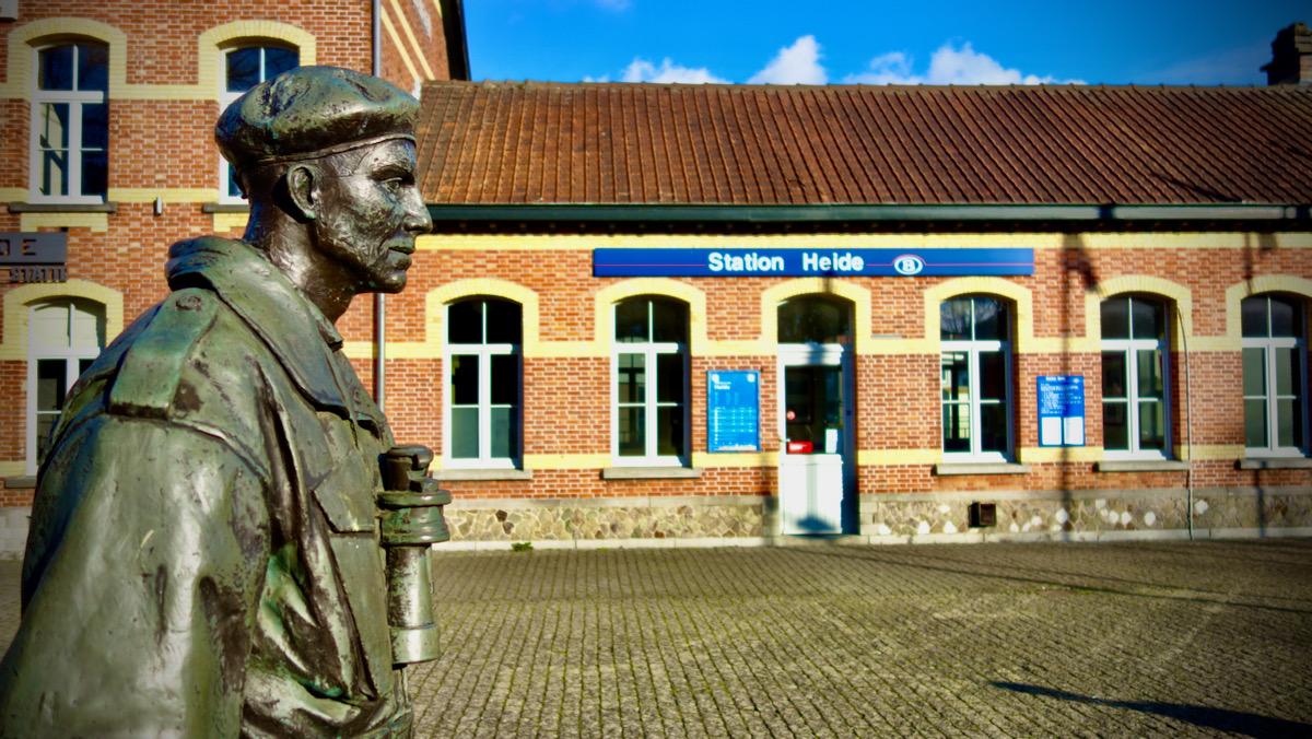 Station Heide