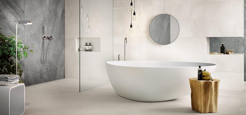 porcelain bathroom tiles caesar