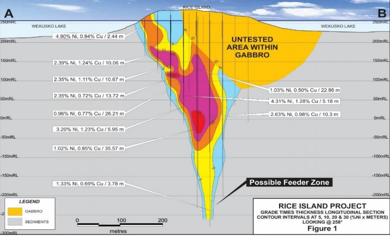 Wolfden Resources Rice Lake WLF