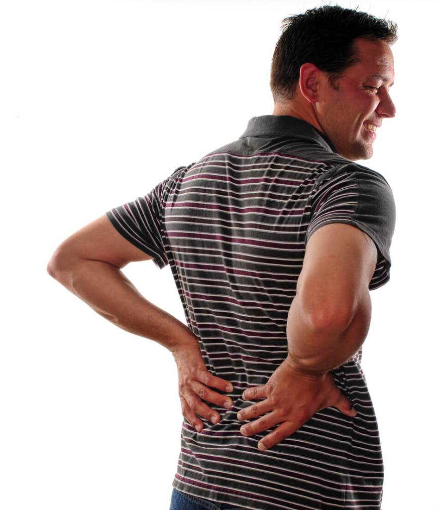 Caexs CBD for lower back pain