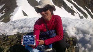 """Danielle et sa potion magique spécial """"Vainqueur de l'Everest"""", Ouah !"""