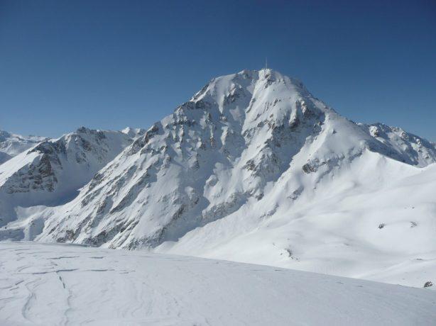 Pic du Midi depuis le Pic de Ballonque (2)