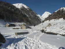 Pic du Midi depuis les cabanes de Tramazaygues (2)