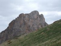 pic du Midi d'Arrens à l'arrière plan