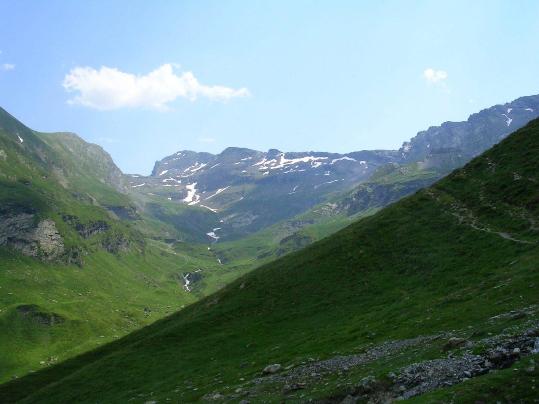 Pic de la Géla 2850m