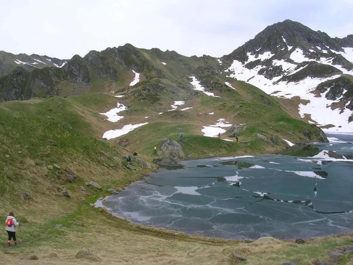 Lac de Bassias  2213m