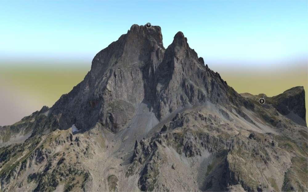 Pic du Midi d'OSSAU (COMPLET)