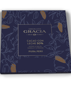 Reverso Barra 50% Cacao con Leche - Chocolates Gracia
