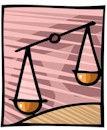 Libra the Scales Balance