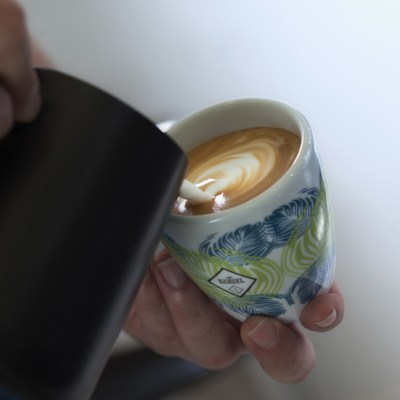 Jarras y Latte Art