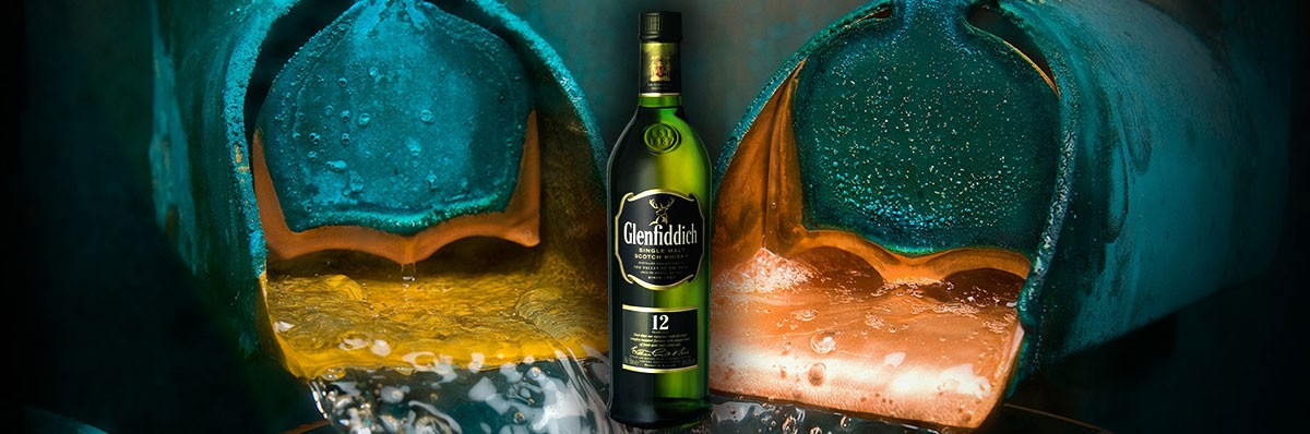 Glenfididich 12 Years 40 %